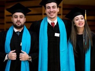 3 MBA Graduates